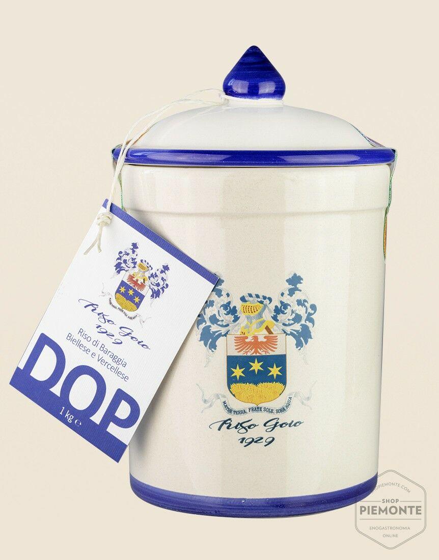 Goio Rice 1929 Terracotta Jar 1kg