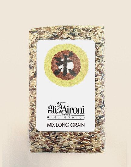 Mix of Long grain rice - 1kg