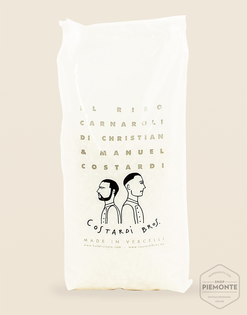 Riso Carnaroli di Christian & Manuel Costardi