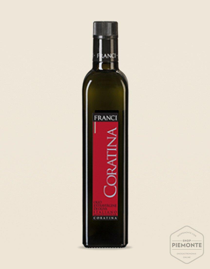 Coratina - OlioExtravergine di Oliva 0,5l - Frantoio Franci