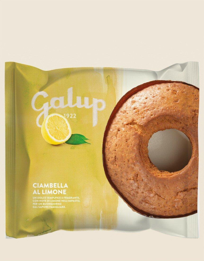 Ciambella Limone