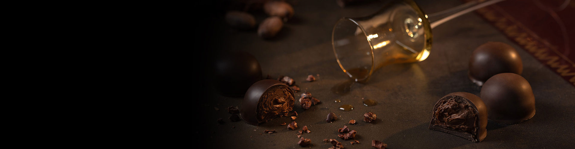 The ancient typical recipes of chocolate