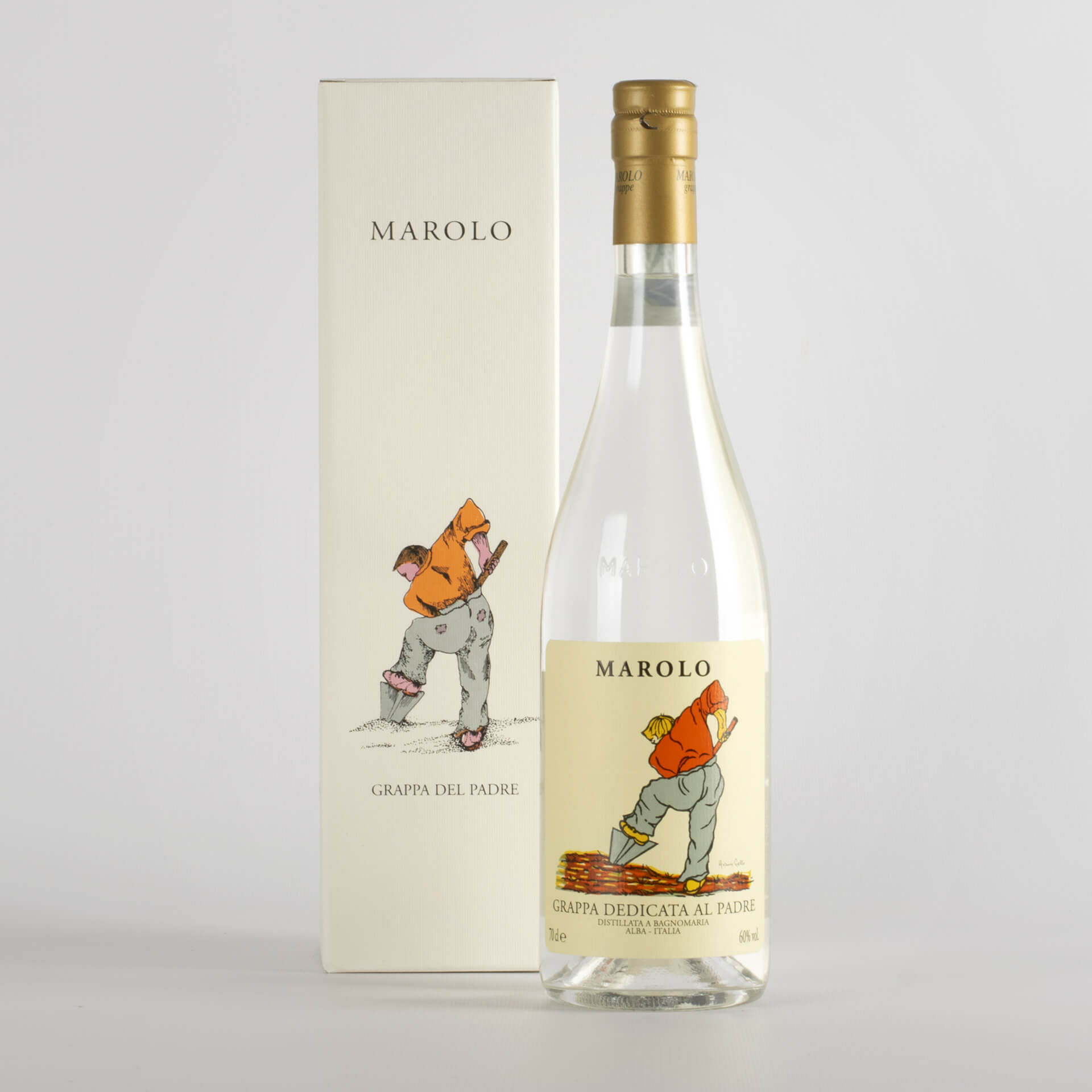 Grappa Dedicated to the Father