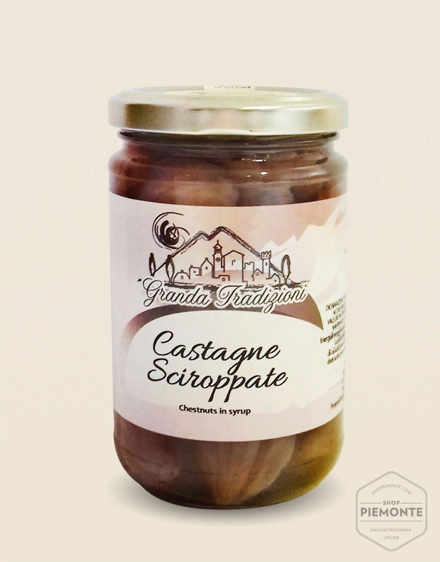 Castagne Sciroppate 300g