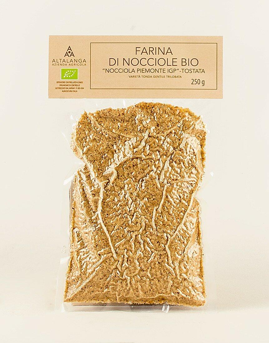 Organic Hazelnut Flour 250g
