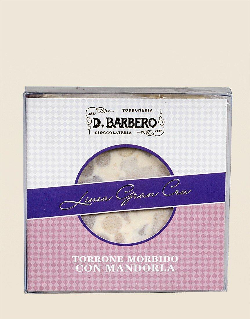 "Torrone ""Gran Cru"" mandorla gr. 100"