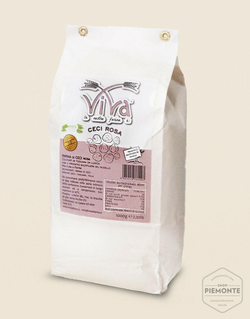 Pink Chickpea Flour 1kg