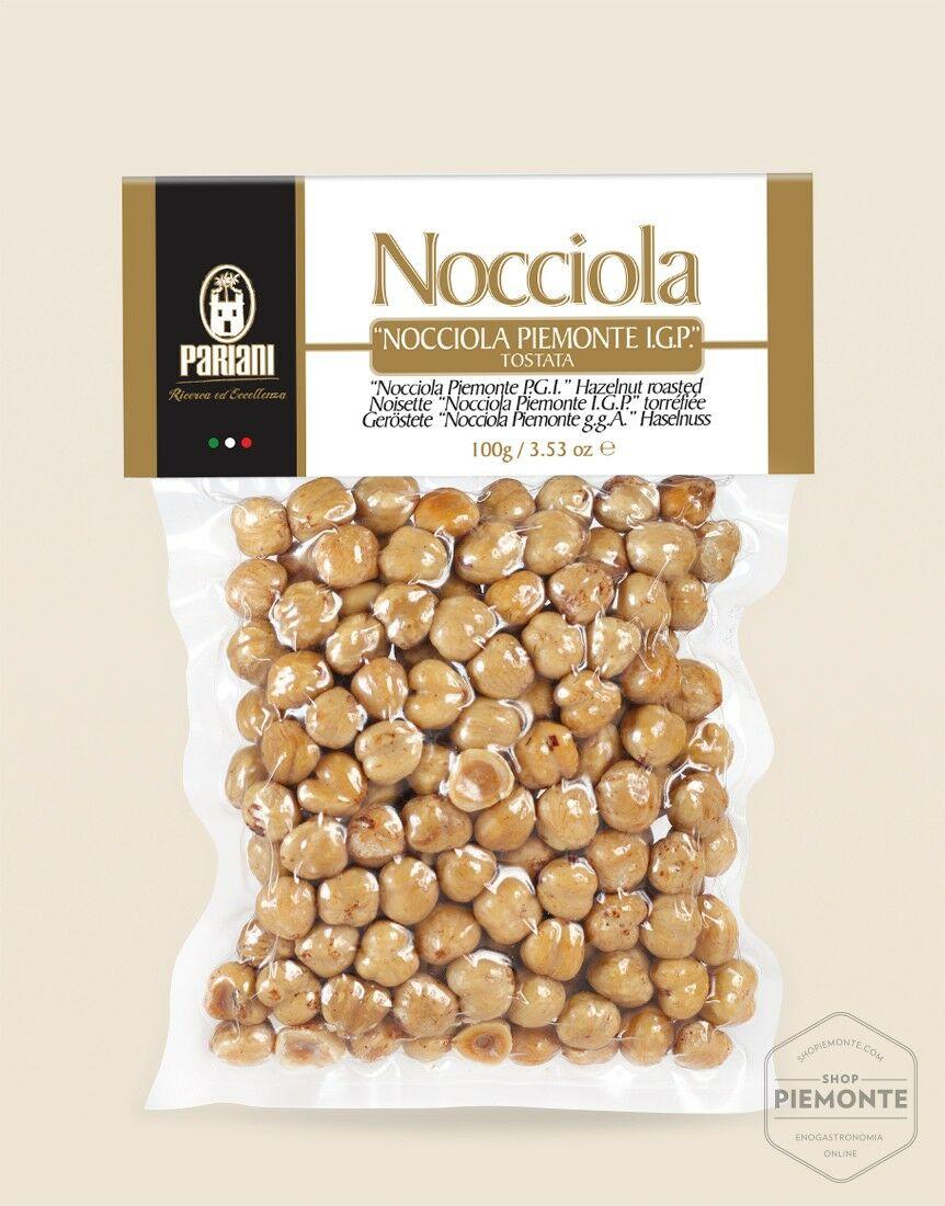 Toasted PGI Piedmont Hazelnuts 150g