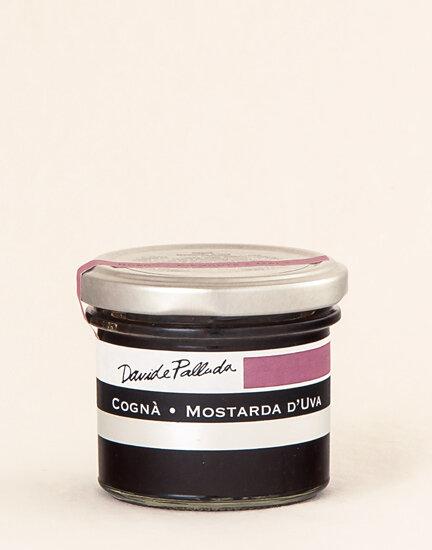 Cognà- mostarda d'uva 115g