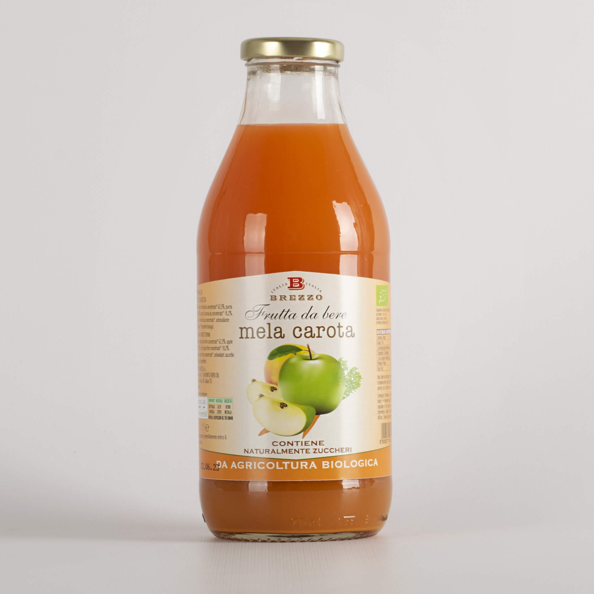 The Fruit Drink Apple-Carrot Bio