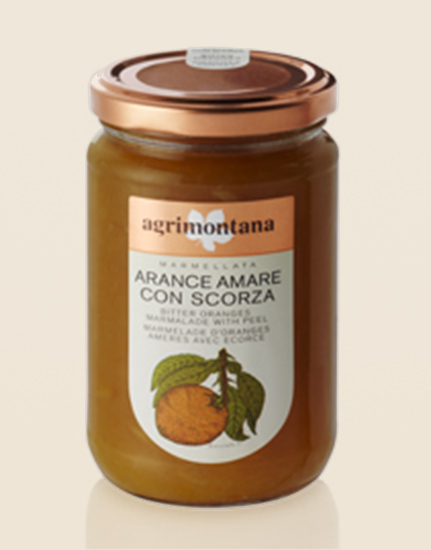 Bitter Orange Extra Jam