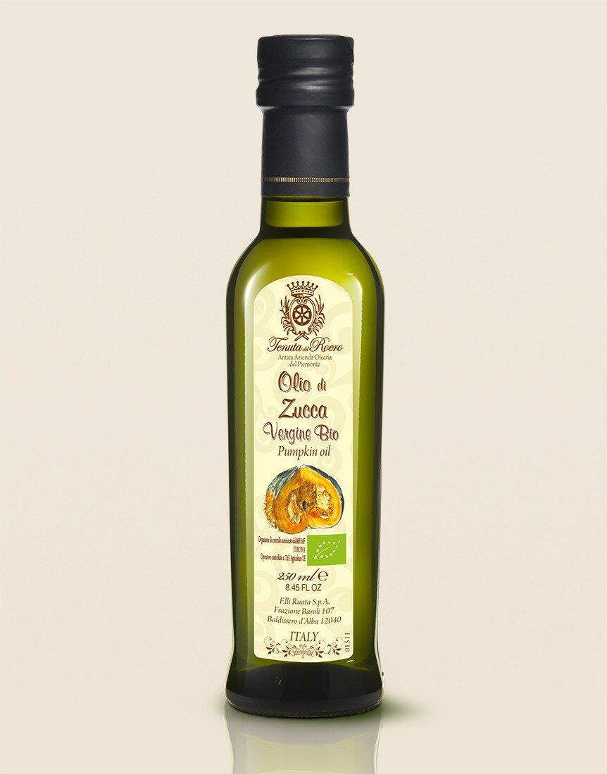 Organic Pumpkin Oil