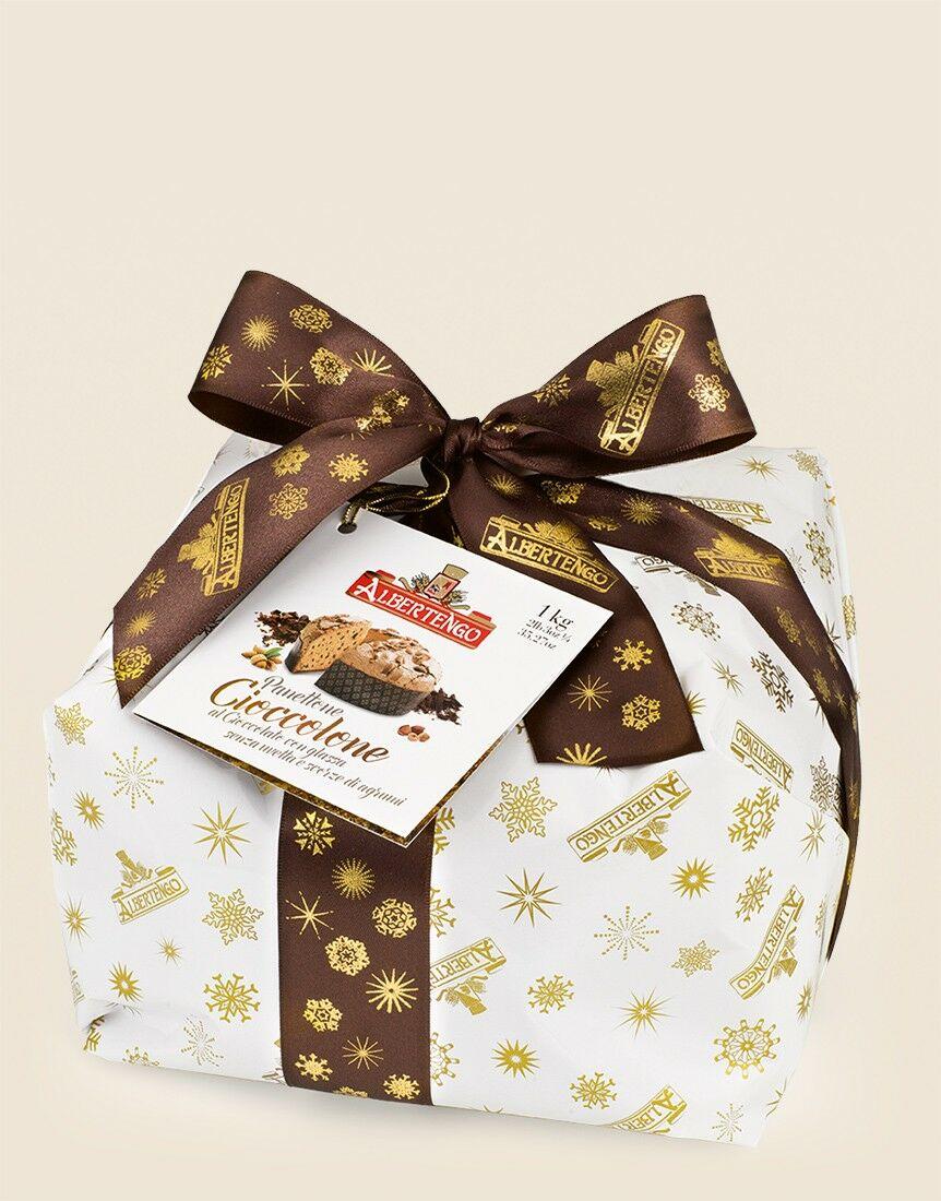 Panettone Albertengo chocolate 1kg