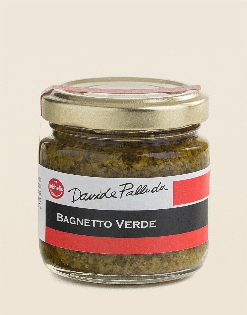 Bagnetto Verde (Piedmontese green sauce)