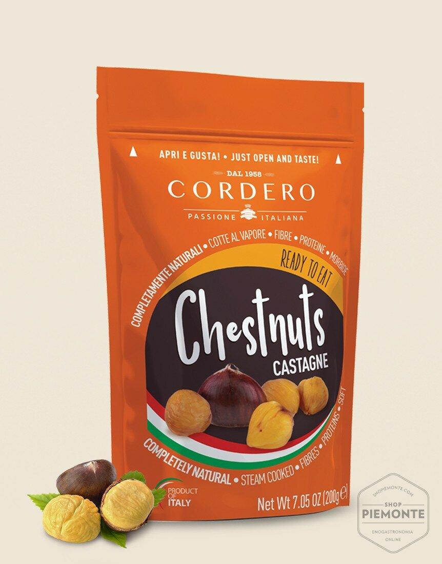 Chestnut Ready to Eat 200g