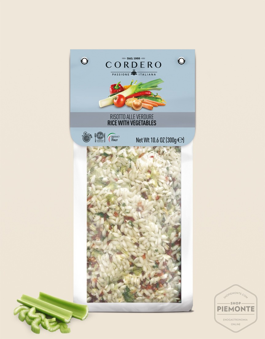 Risotto con Verdure 300g