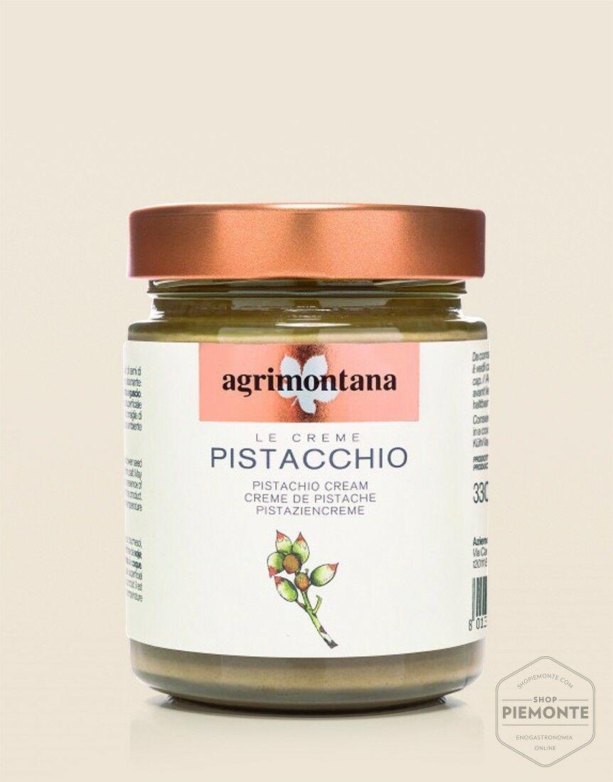 Crema di Pistaccio Agrimontana