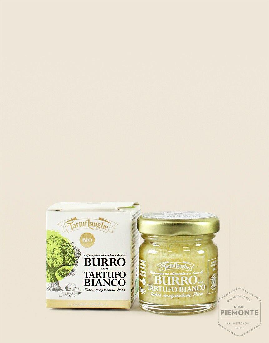 Burro con Tartufo Bianco BIO