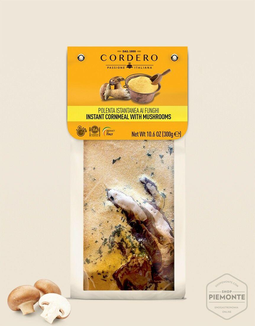 Instant Polenta with Mushrooms 300g