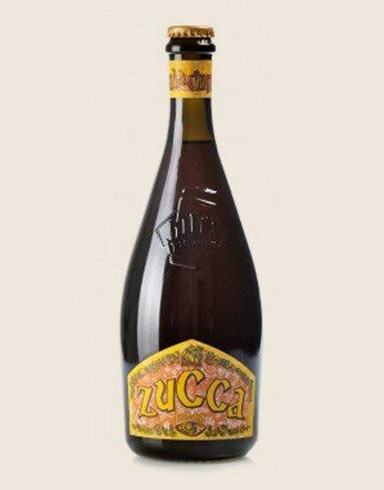 Zucca - Birra Baladin ambrata 75cl