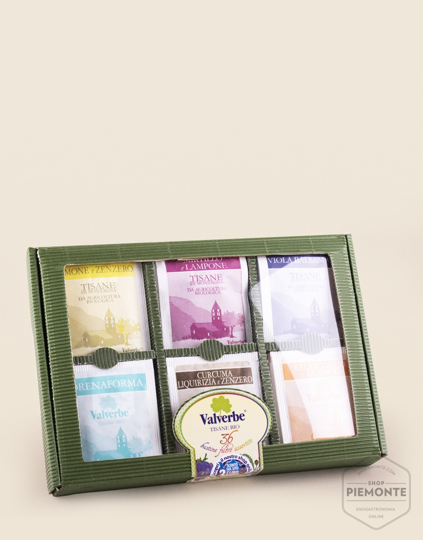 Box of 36 Organic Assorted Multi-flavoured filters