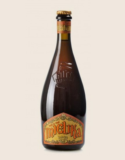 Mielika - Birra Baladin bionda 75cl