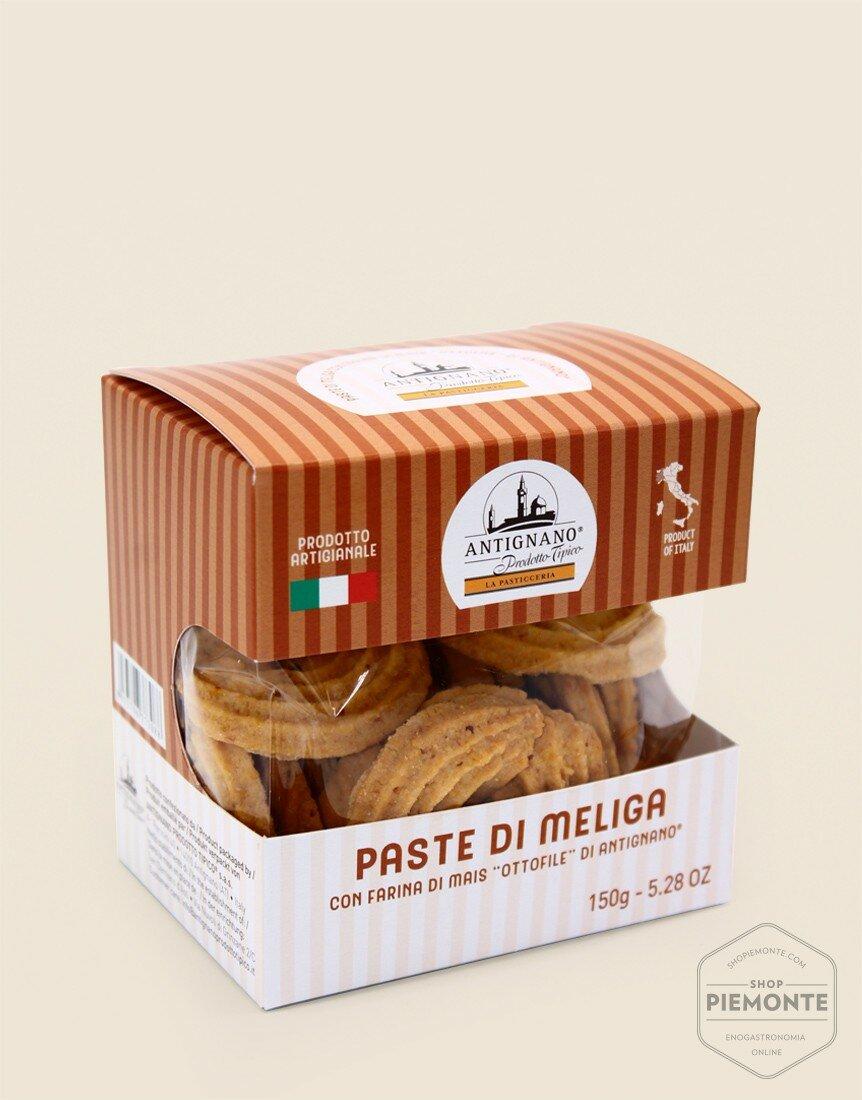 Paste di Meliga in scatola 150g