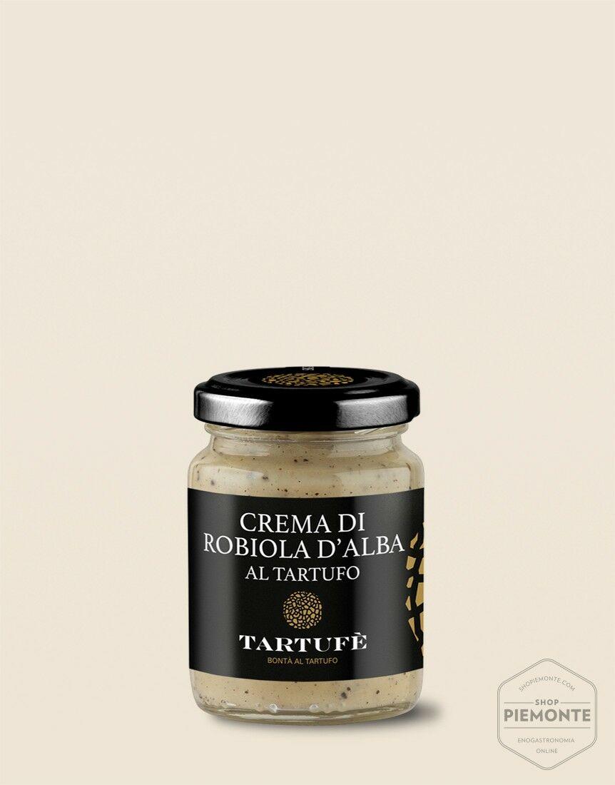 Crema di robiola e Tartufo 90g