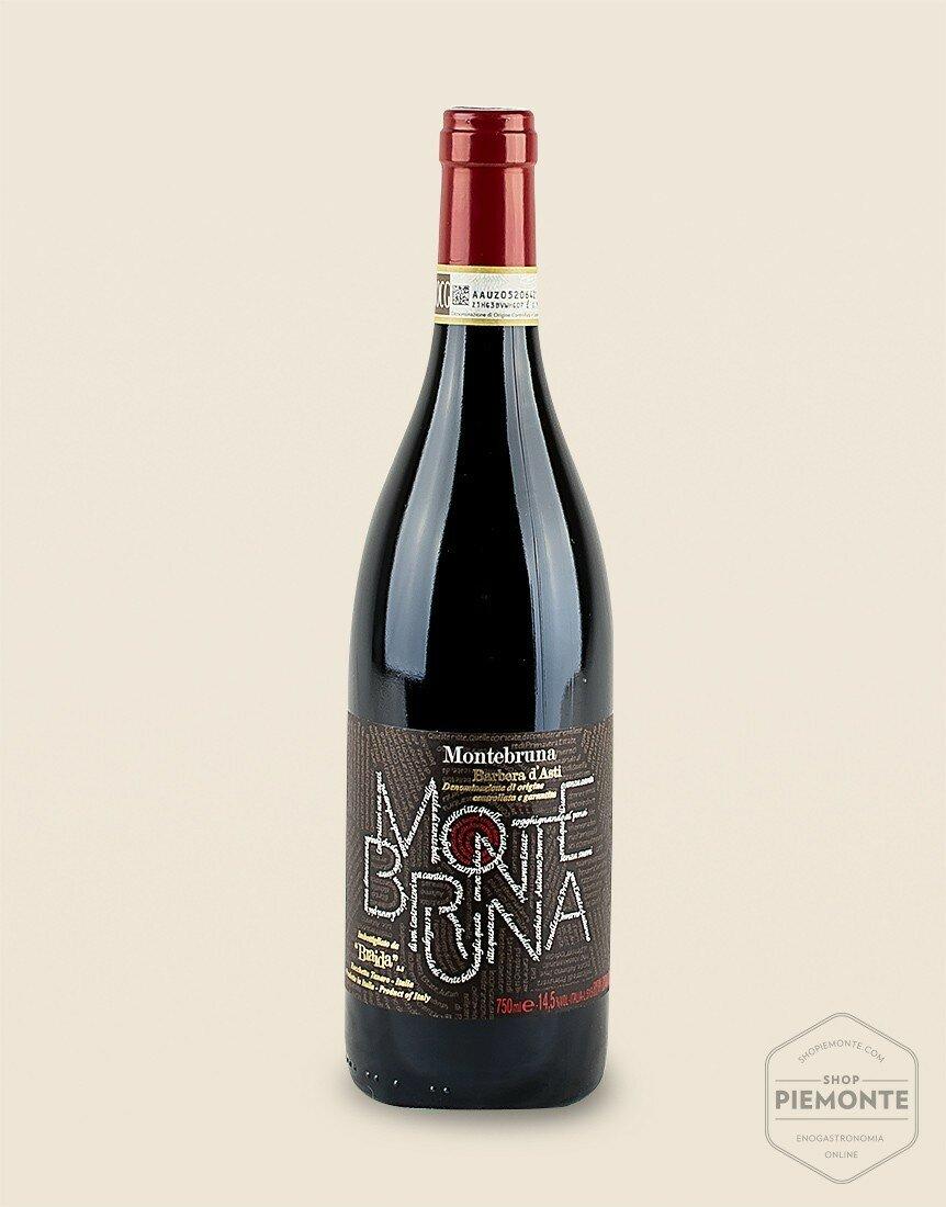 Barbera d'Asti Montebruna 2018