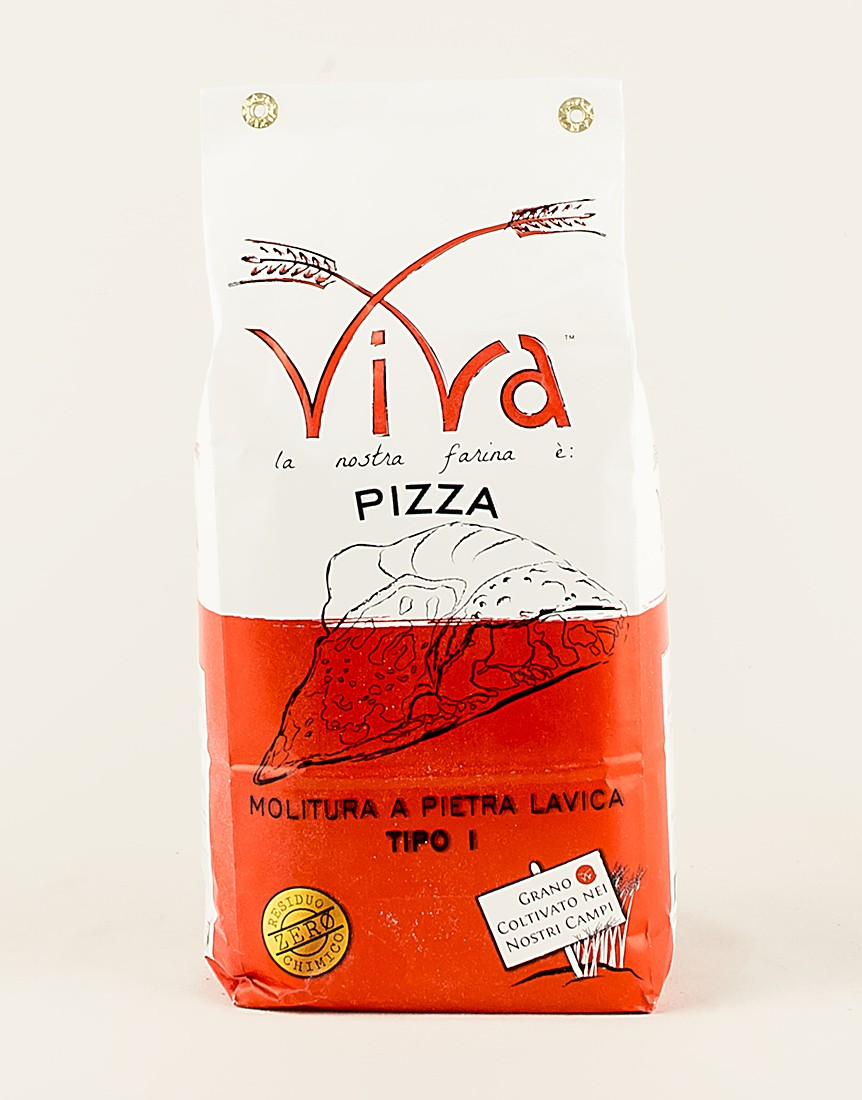 Soft Wheat Flour Type 1 for Pizza 1kg