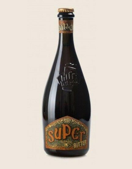 Super Bitter - Birra Baladin ambrata 75cl