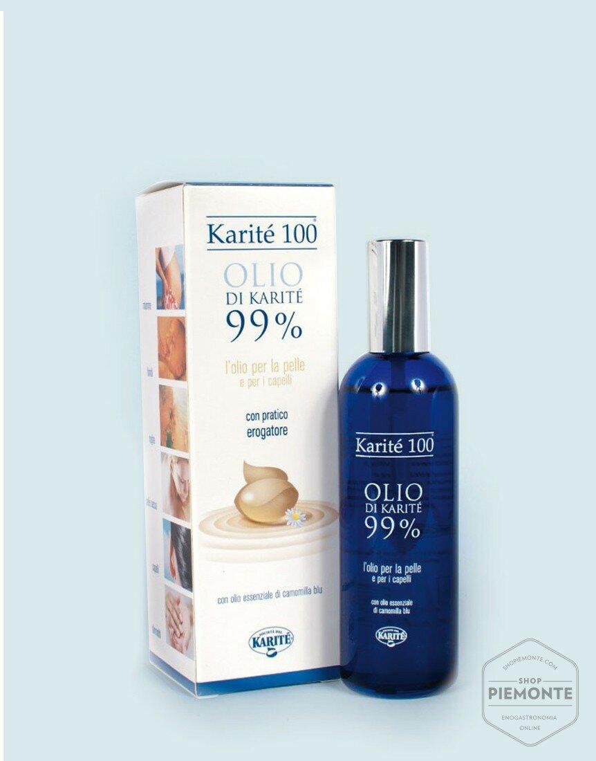Karitè 100 Olio di Karitè Spray 100 ml