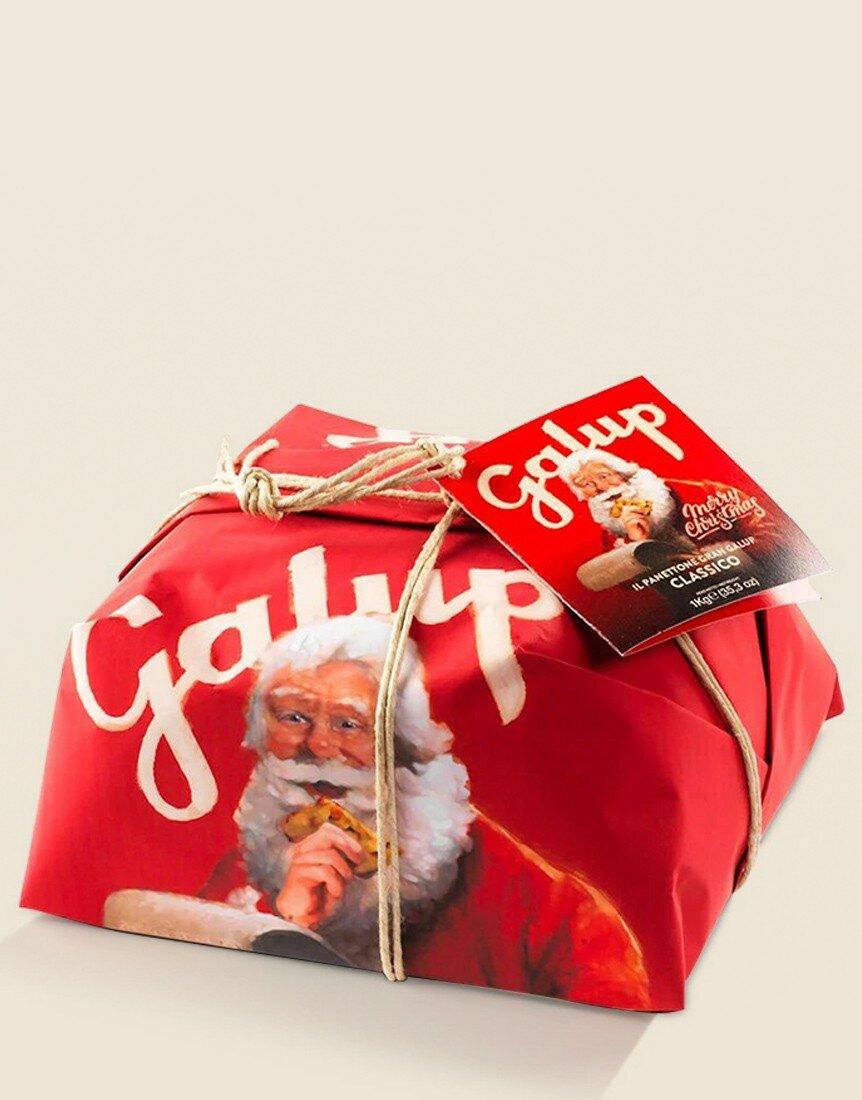 Gran Galup Tradizionale incarto Natale