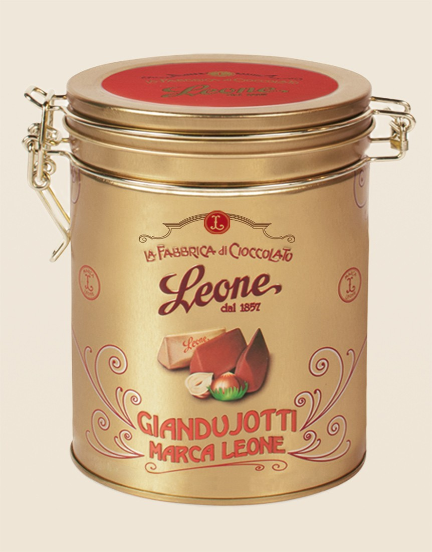 Latta Regalo Giandujotti