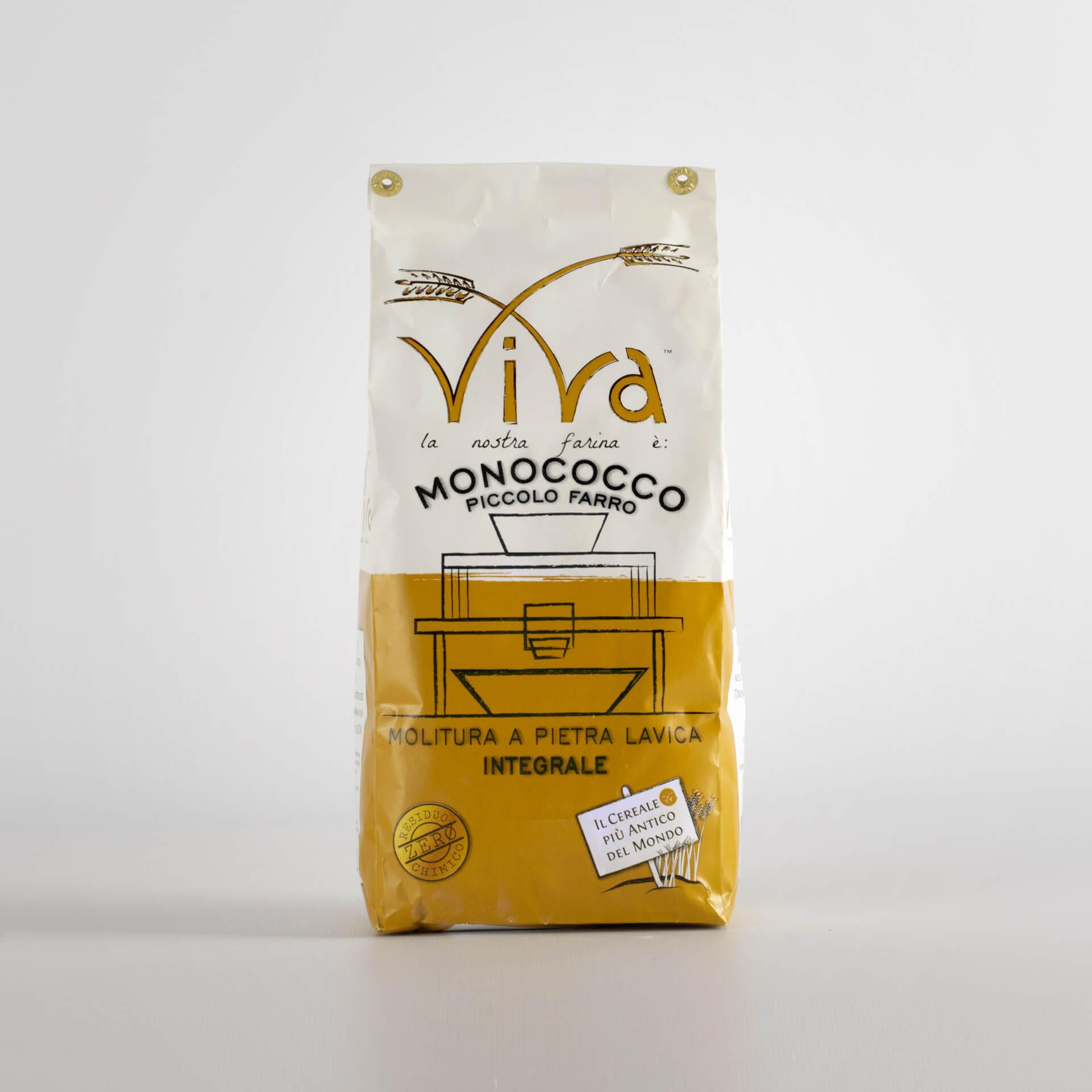 Farina di Farro Monococco Integrale 1 kg