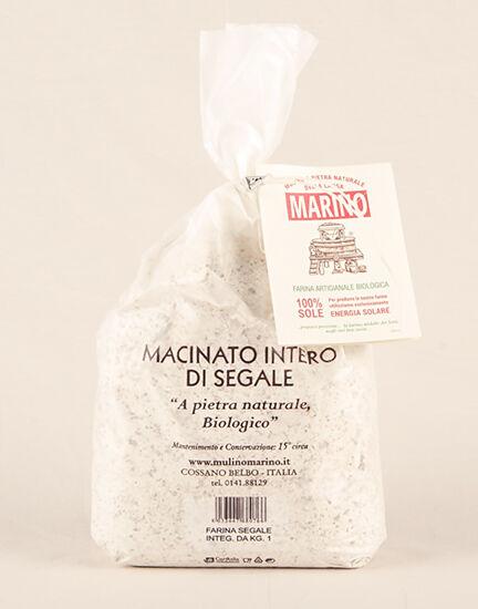 Rye wholemeal flour - 1kg