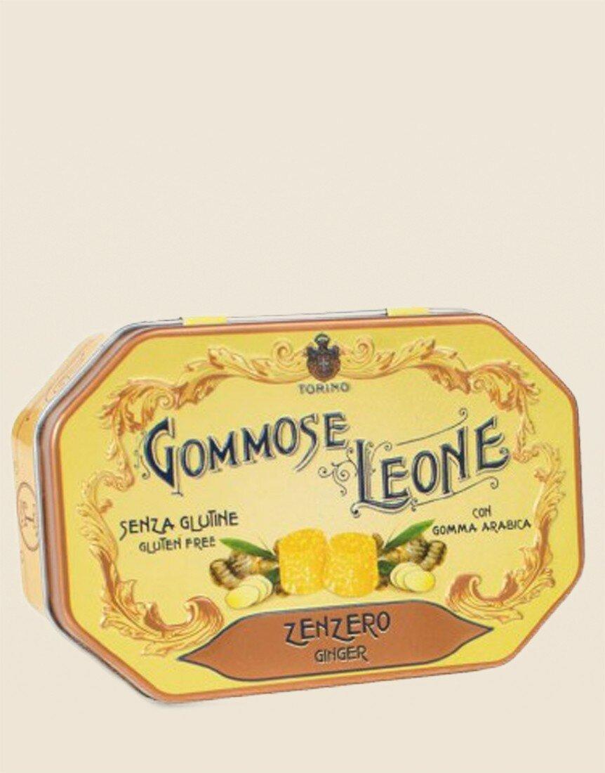 Gommose allo Zenzero