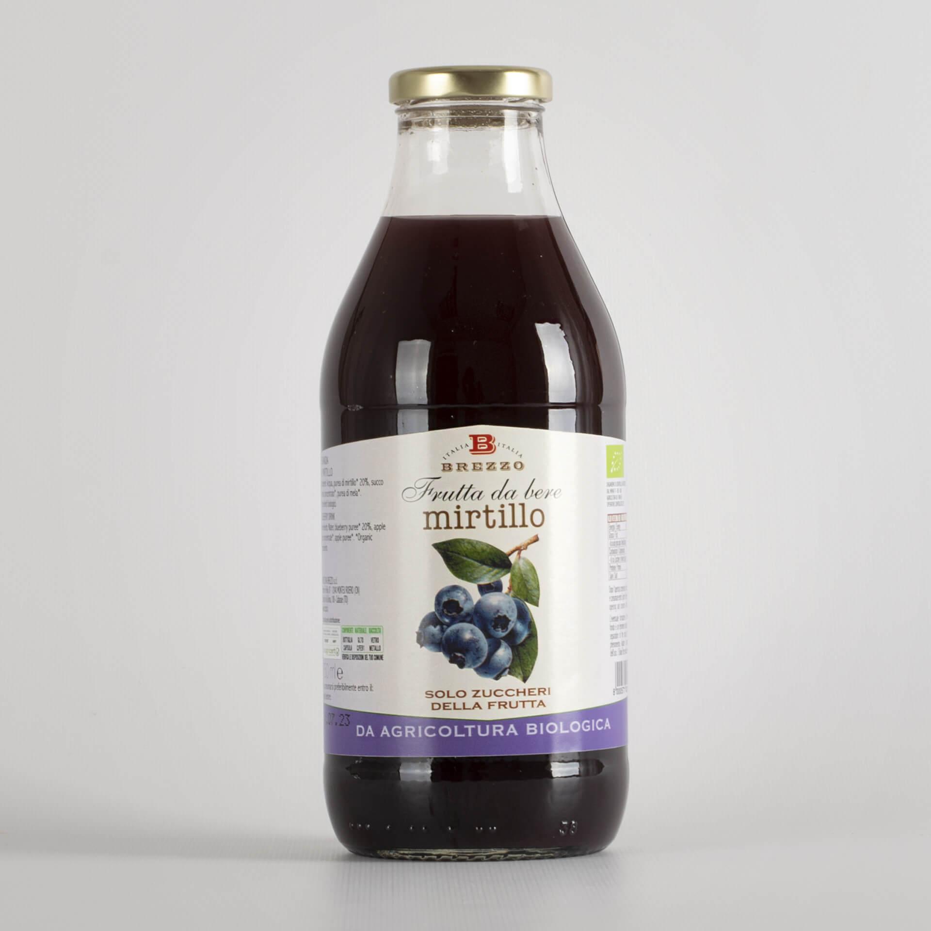 The Fruit Drink Blueberry Bio