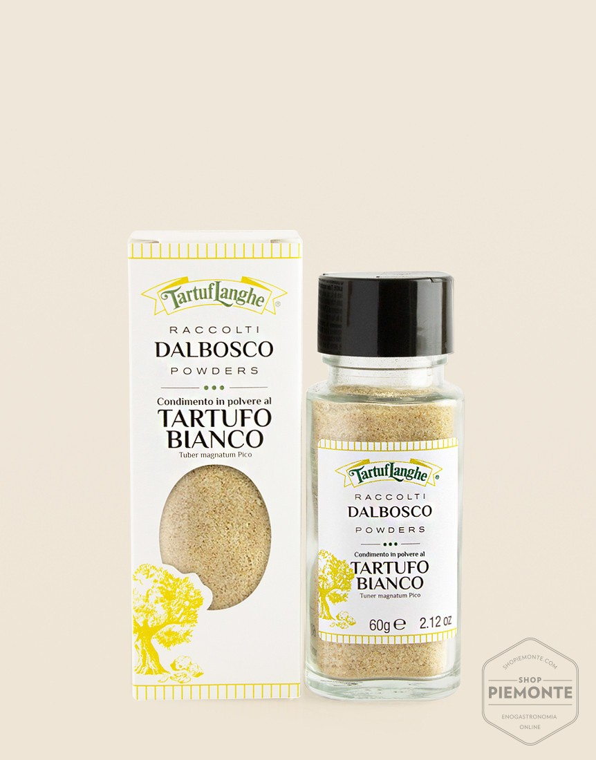 Condimento in polvere al Tartufo Bianco