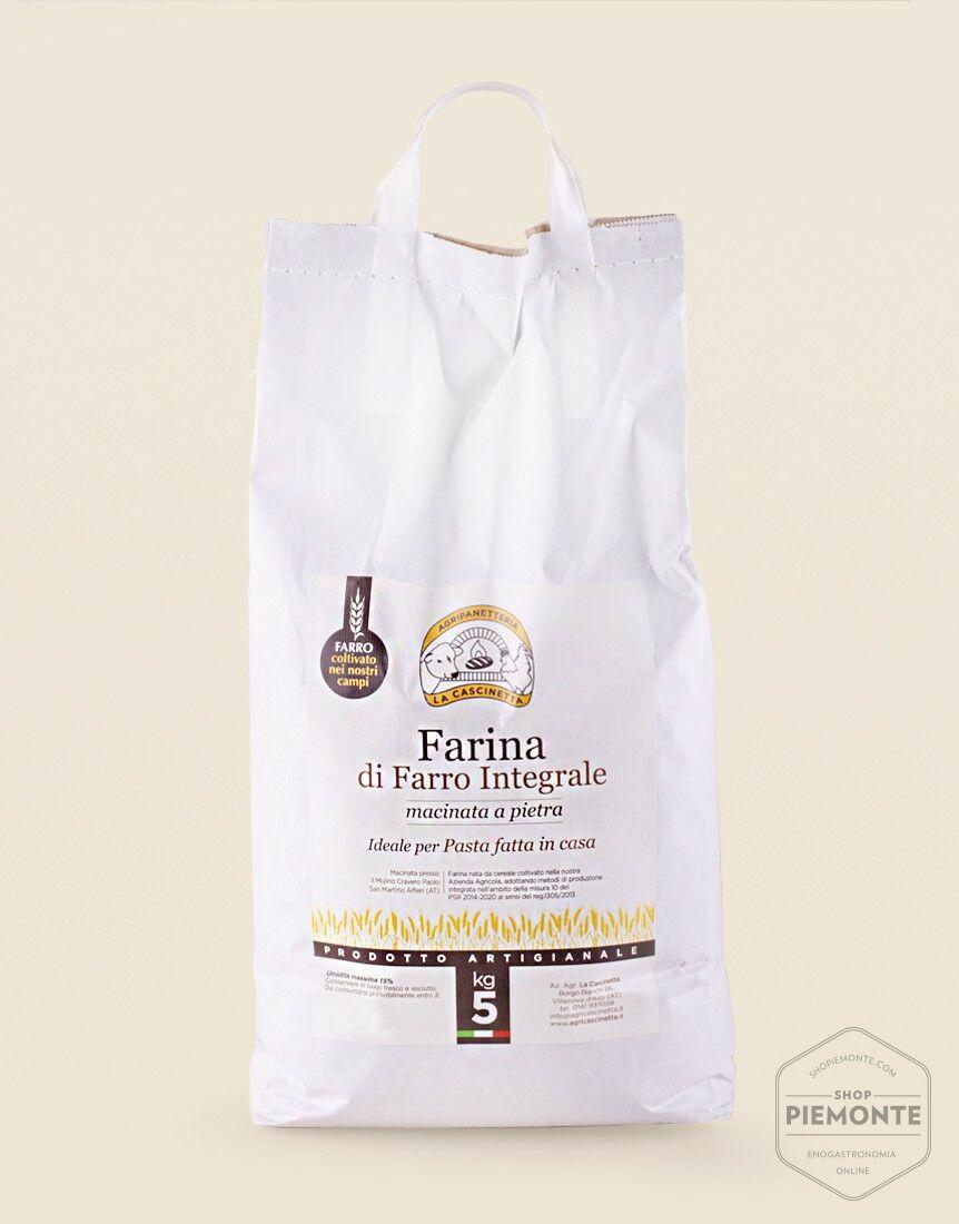 Wholemeal Emmer Flour 5 kg