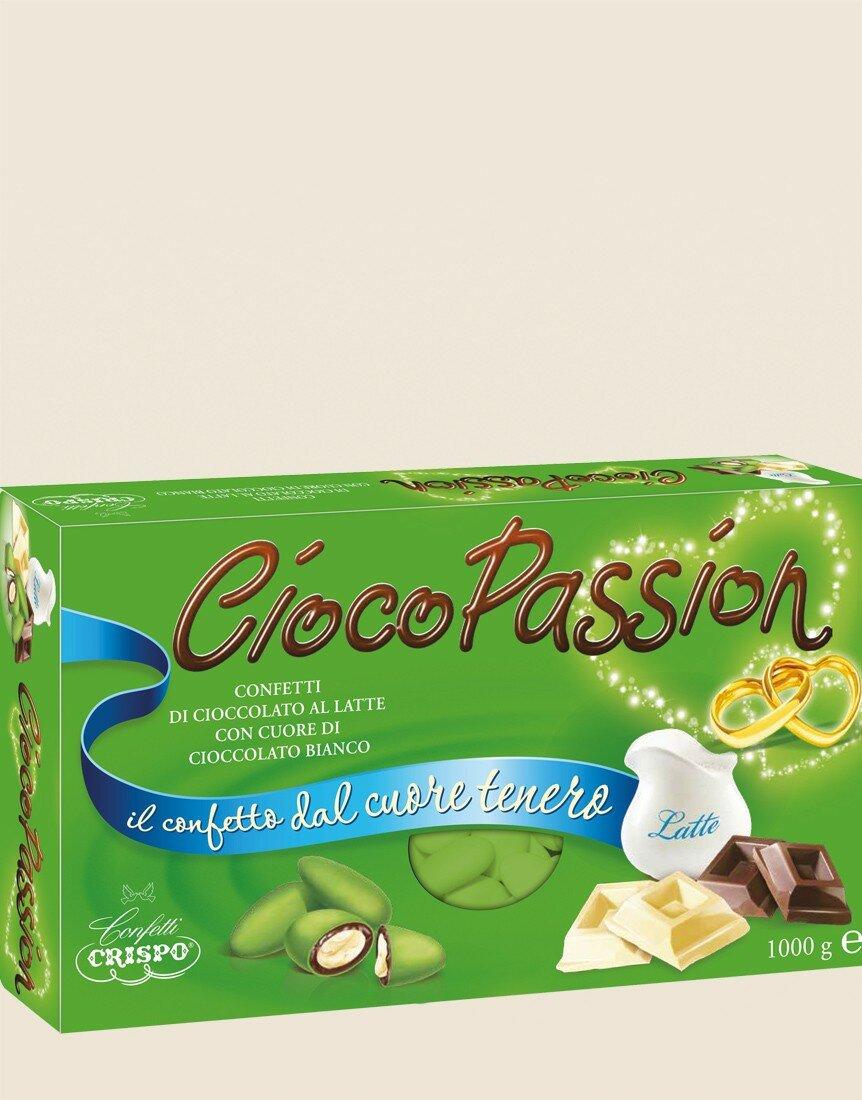 Confetti Ciocopassion Green