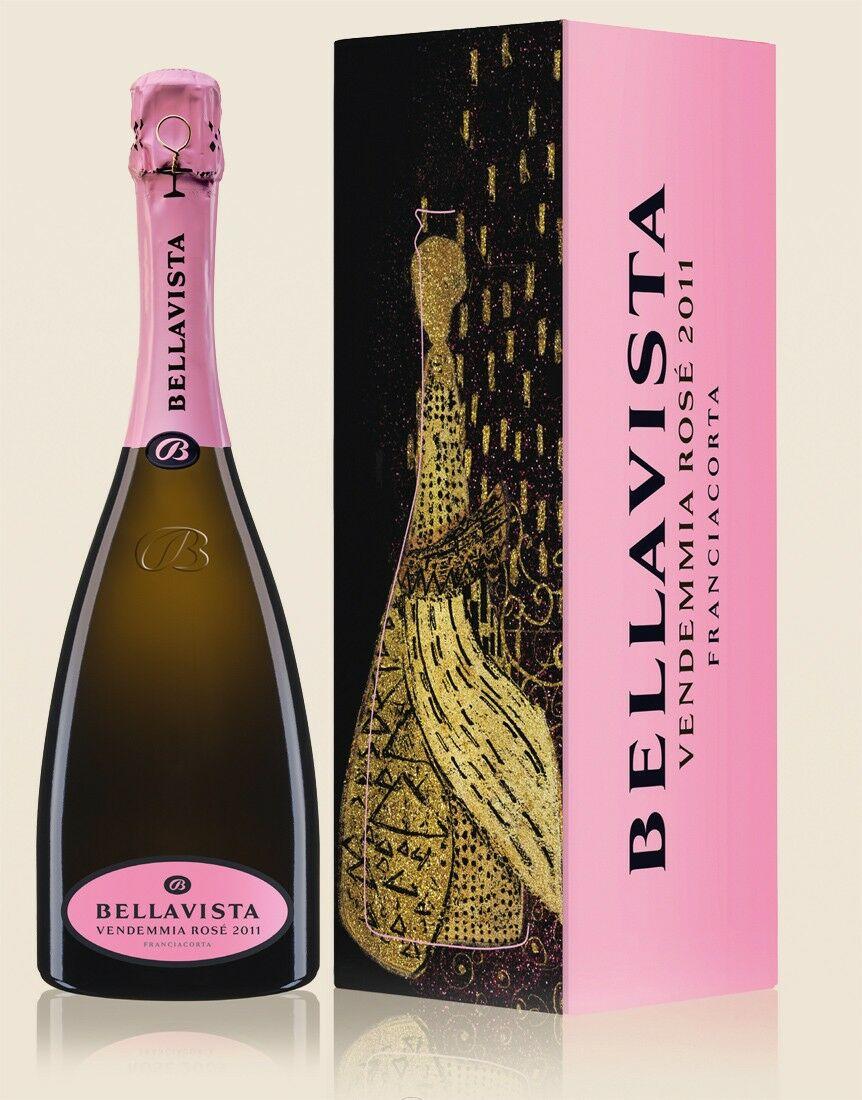 Bellavista Franciacorta Vintage Rosé with Case
