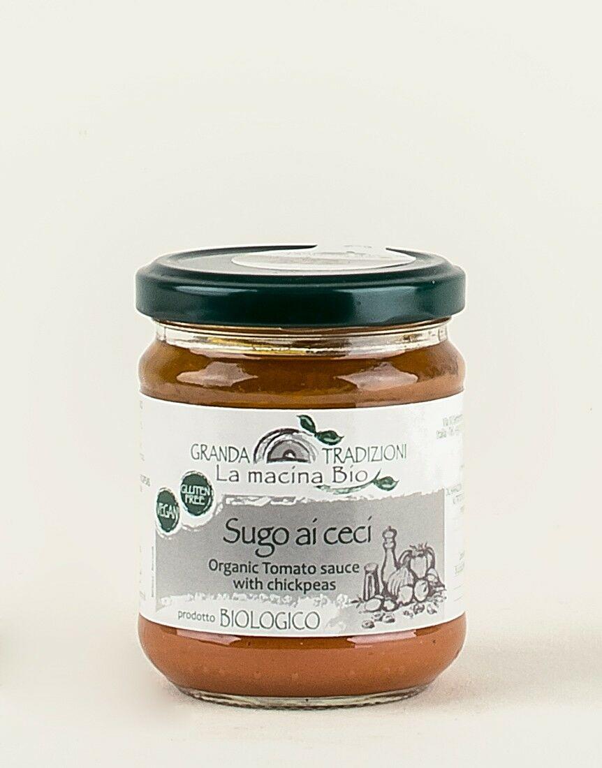 Organic Chickpea Sauce