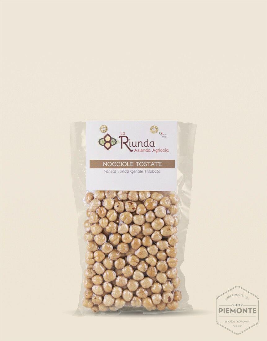 Roasted Hazelnuts 200g
