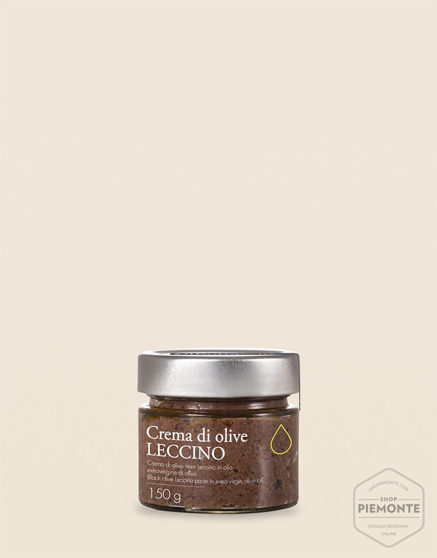 Crema di Olive Leccino in olio extra vergine
