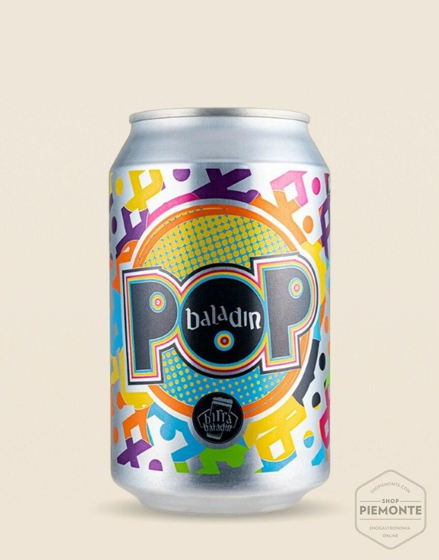 Pop Birra Baladin in lattina
