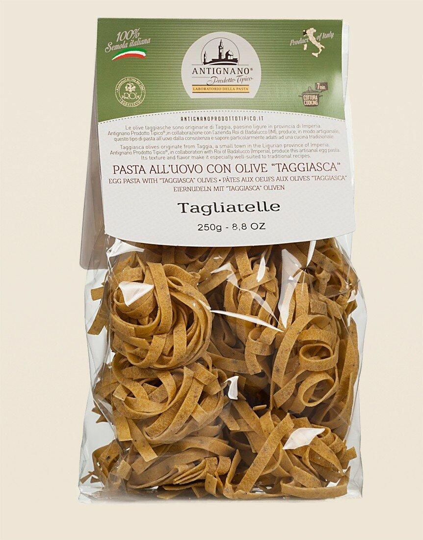 Taggiasca Olive Tagliatelle 250g