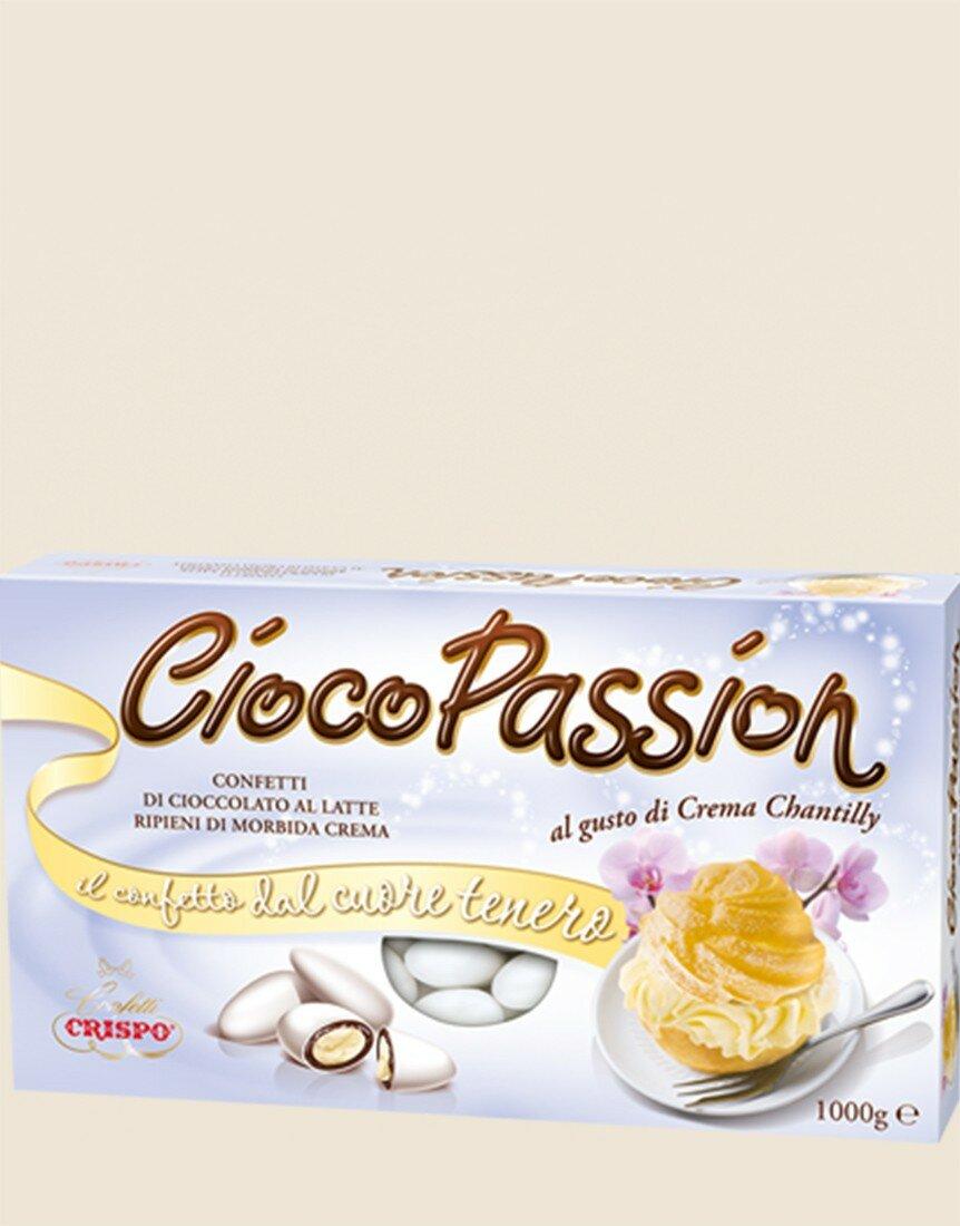 CiocoPassion Chantilly Cream Dragées