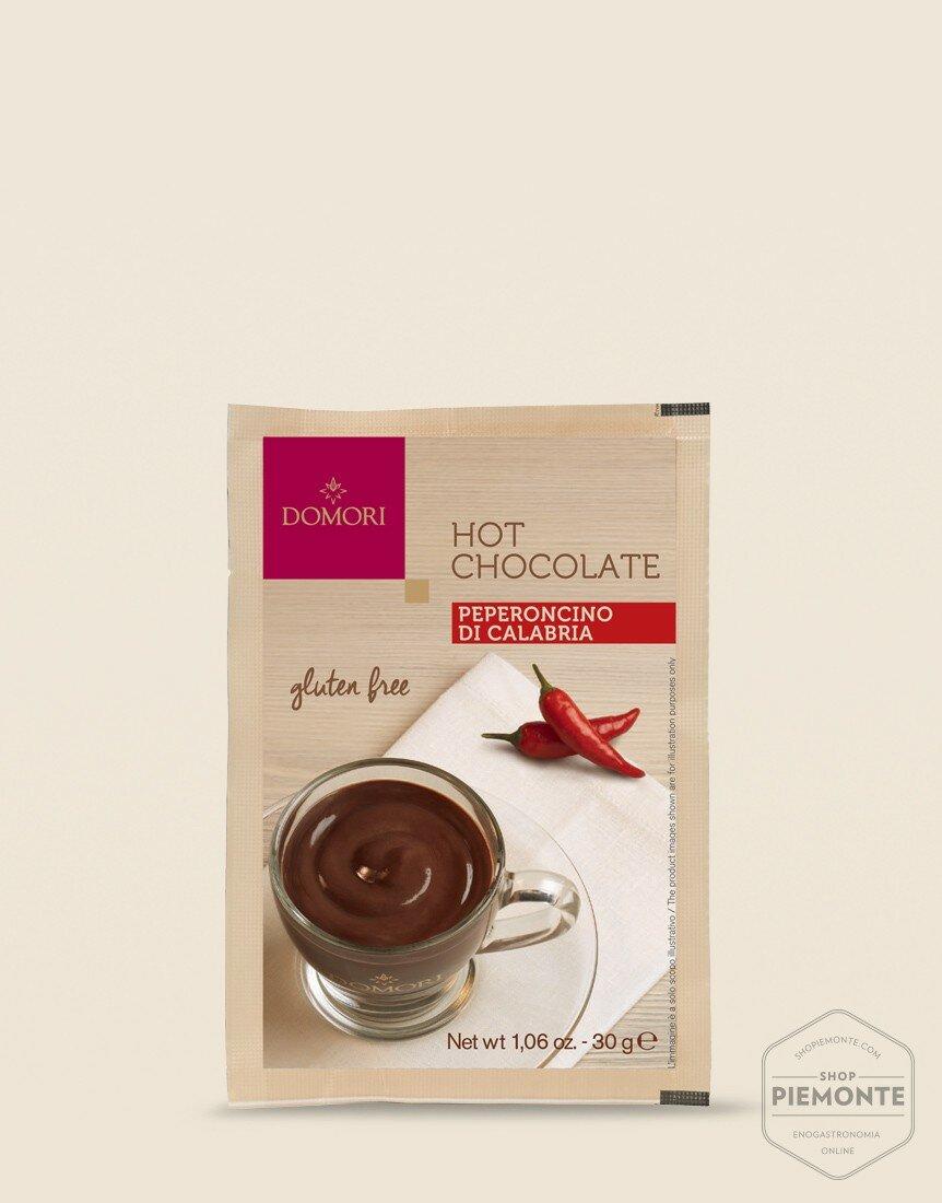 Powder Preparation Domori for Hot Chocolate - Pepper