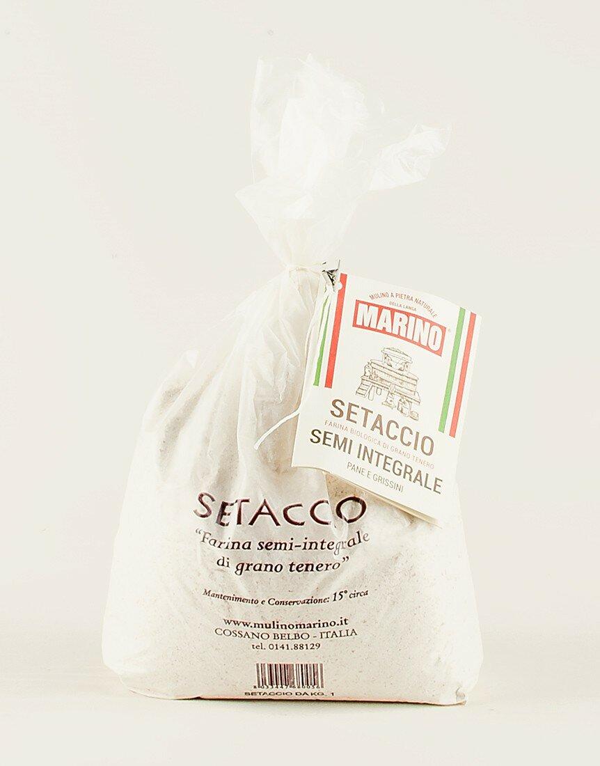 Setaccio - Farina Bio semi-integrale - 1kg